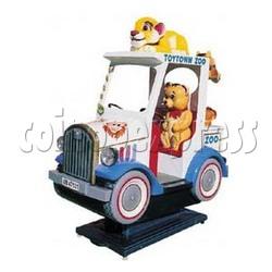 Zoo Car Kiddie Ride