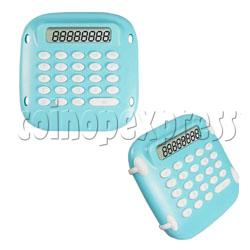 8 Digital Plastic Calculator
