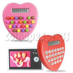 Colorful Button Calculator