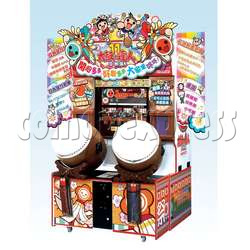 Taiko No Tatsujin 11 Machine Asian Version