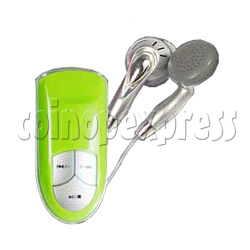MP3 with Clip Shape