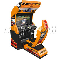 D1 Grand Prix Arcade Machine Single machine