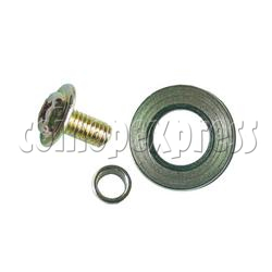 Screw for DDR Machine