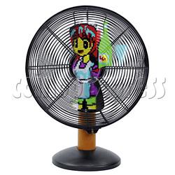Mira Bracker Fan