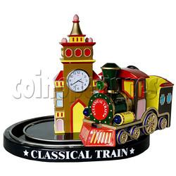 Classical Train Kiddie Rides