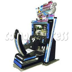 Arcade 頭 the 文字 d