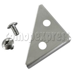 Corner Metals for DDR Floor Arrows