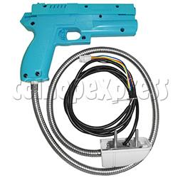 Arcade recoil gun