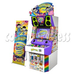 Pop'n Music 17 The Movie Machine