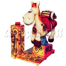 Donkey Kiddie Ride