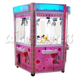 Giant Fun crane machine (6 players)