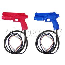 Lethal Enforcers Gun Set