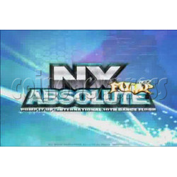 Pump It Up NX Absolute Upgrade Kit