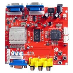 Arcade Video Converter Board (CGA to VGA)