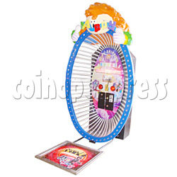 Rope Skipping ticket machine