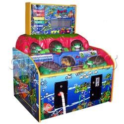 Rescue Nemoo hammer game