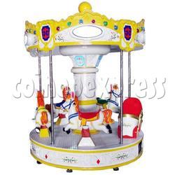 Mini Horse Carousel (5 players)