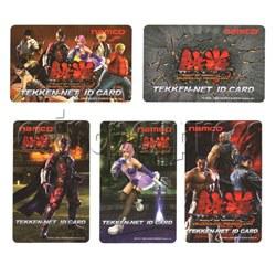 Memory Card for Tekken 6 Bloodline Rebellion