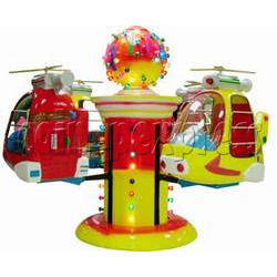 Helicopter Carousel (8 players)