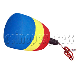 Colorful Mallet for redemption machine