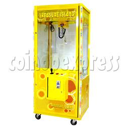 33 Inch Treasure Island Crane Machine