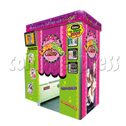 Love Star SLIM photo sticker machine