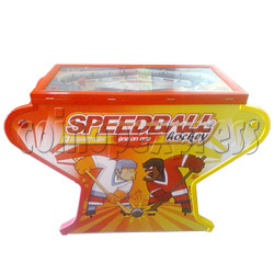 Speedball Hockey Machine