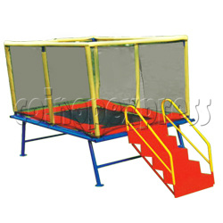 Rectangle Trampoline (Family)