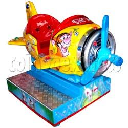 Airplane Kiddie Ride (2 players)
