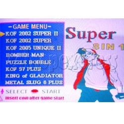 Super 8 in 1 - mvs 1 cartridge