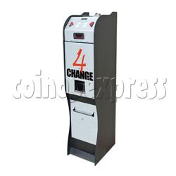 Multi Coin / Banknote Change Machine- 4 Change