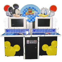 Disney 3D Ping Pong Arcade Machine (2 players)