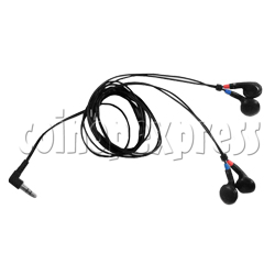 Earphone - two pairs in one jack