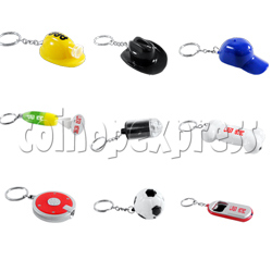 Mini LED Key rings