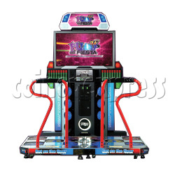 Pump It Up 2010 FIESTA (42 inch screen)