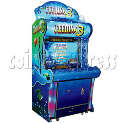 Feeding Frenzy 3 Ticket Redemption Machine