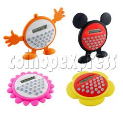 8 Digital Mini Cute Calculator