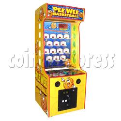 Pee Wee basketball redemption machine