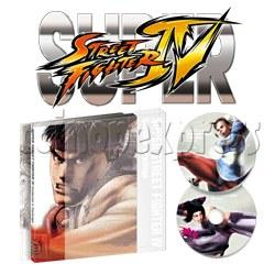 Street Fighter 4 Ultra Set