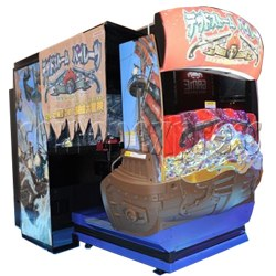 DeadStorm Pirates DX with 55inch LED Screen