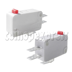 Microswitch for push button