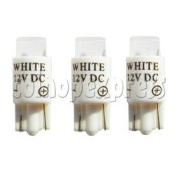 LED light for push button white color