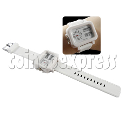 Analog Digital Unisex Quartz Wrist Watches