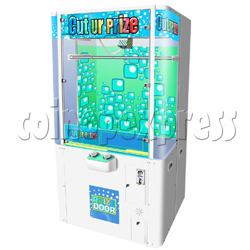 Cut prize machine