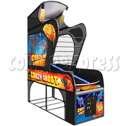 Crazy Shoot Basketball Machine