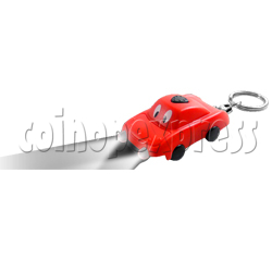 Mini Torch With Car Shape and Keychain