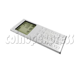 8 Digitals Aluminum Calendar Calculator