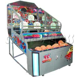 Slam Dunk (5 hoops basketball machine)