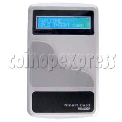 Smart Card system (LCD card reader)