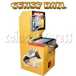 Sense Ball Skill Test Prize machine